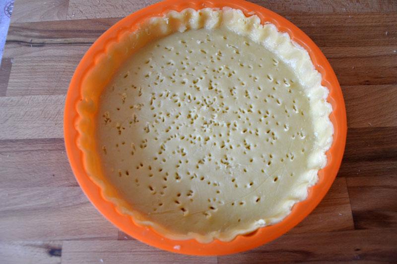 Pasta frolla sabl per crostate una siciliana in cucina for Si riportano in cucina